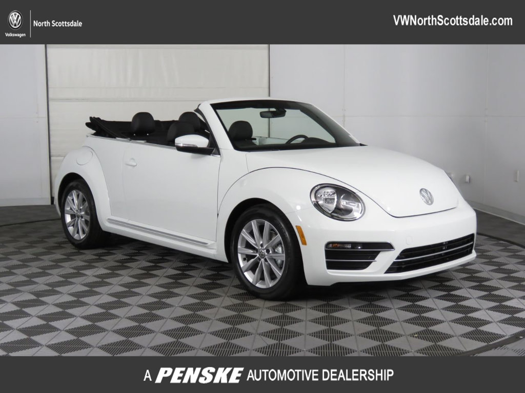 Vw Beetle Convertible >> New 2019 Volkswagen Beetle Convertible Se Automatic Front Wheel Drive Convertible